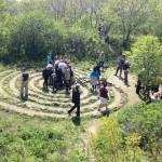Фестиваль «Лабиринты о. Русский, мыс Поспелова» 1 июня 2013 г. 11