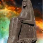 Сфинкс (базальт, 165-120-80 см, 1996-97 гг.)