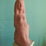 Каменная (речной песчаник, 57-19-25 см, 1986 г.)