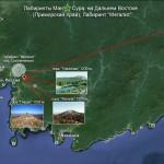 Лабиринты МанСура на Дальнем Востоке, Приморский край. Лабиринт