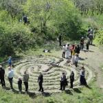 Фестиваль «Лабиринты о. Русский, мыс Поспелова» 1 июня 2013 г. 3