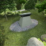 Проект Трианон, скульптура 2