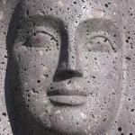 Сфинкс, приближено (базальт, 153-114-60 см, 1996-97 гг.)