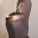 Камень (речной песчаник, 50-35-16 см, 1992 г.)