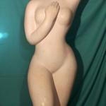 Весна (мраморовидный известняк, 164-46-48 см)
